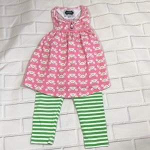 Mud Pie outfit
